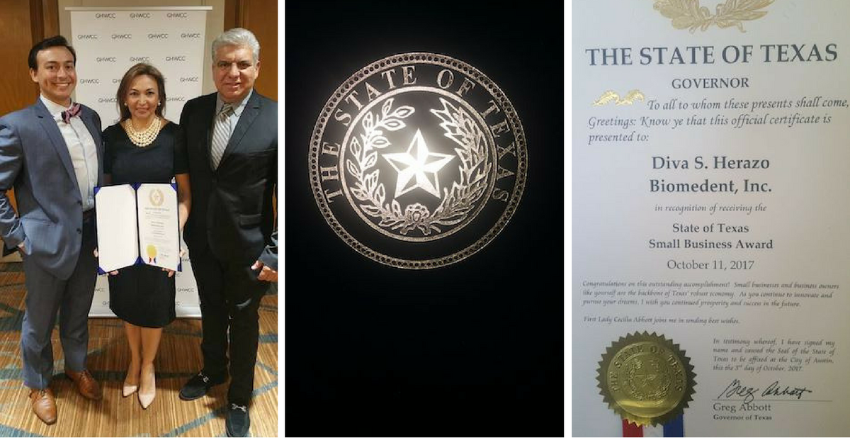 State of Texas Award Celebration